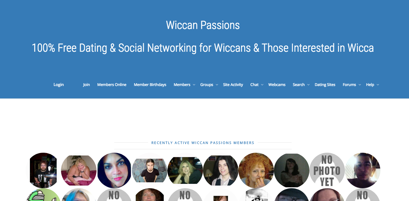 Wiccan Passions