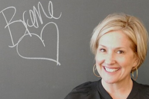 Brene Brown of DatingPerfect